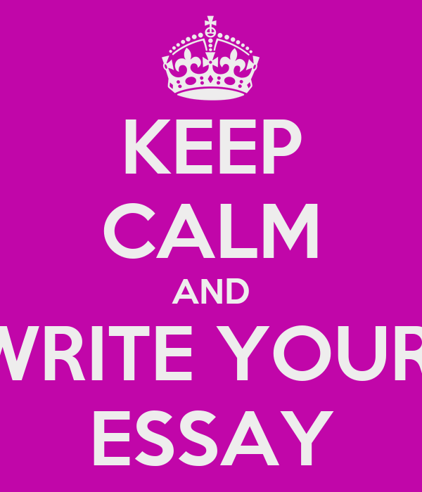 Personal essay for college admissions