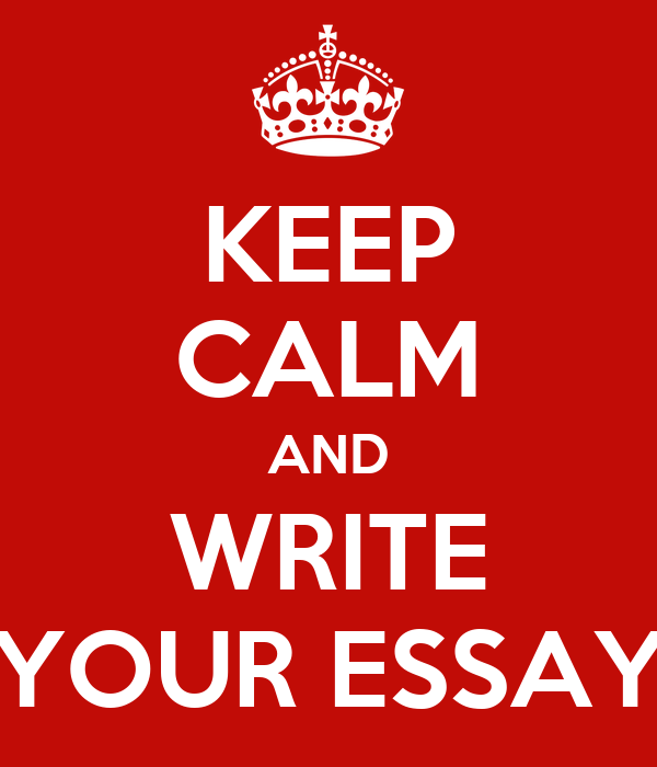 write an essay about your community
