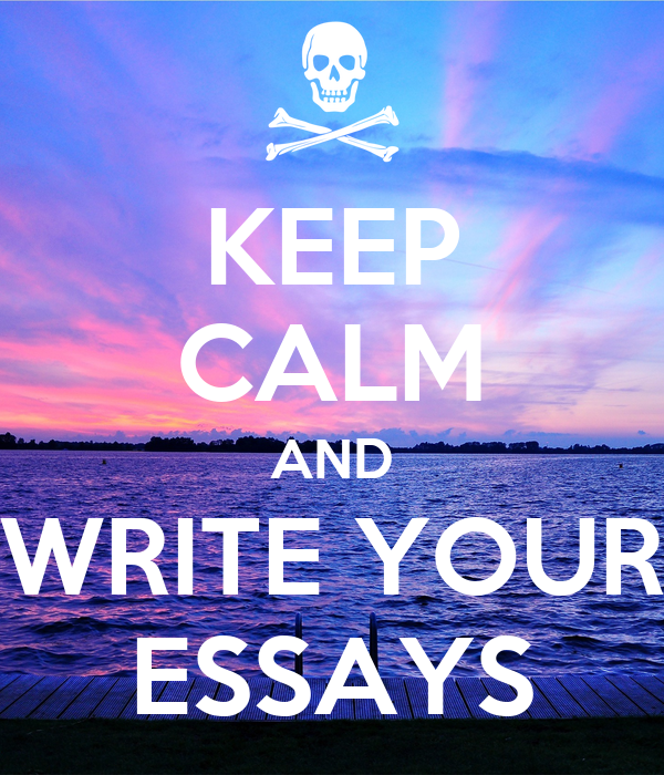 Someone write your essay
