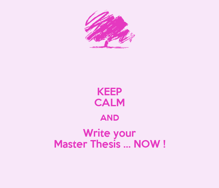 ... for your Master, Bachelor or Honors Thesis (Part 16) - YouTube