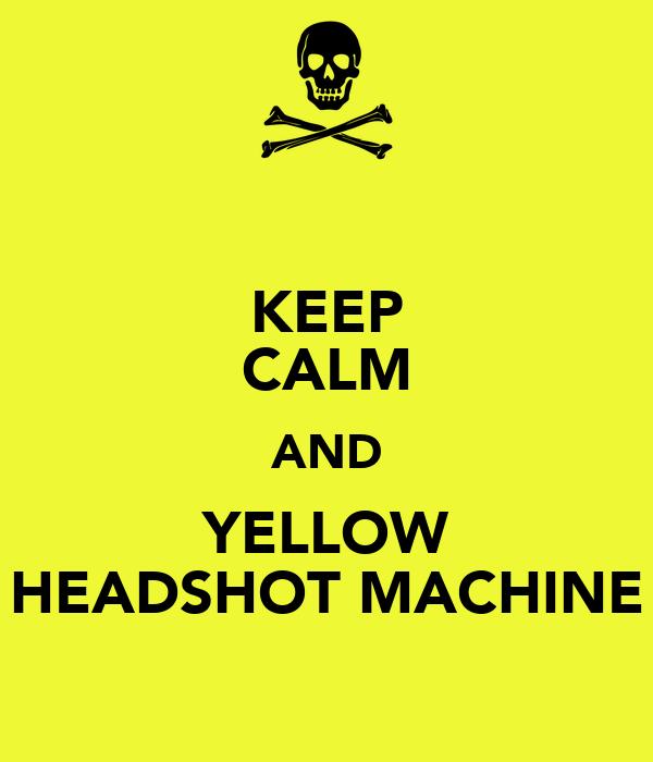 headshot machine