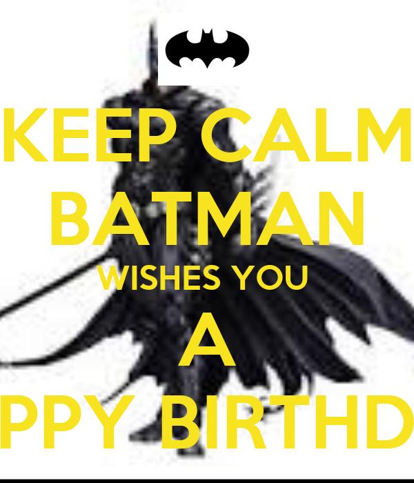 Batman birthday back to basics boory batman happy birthday batman happy birthday bats happy birthday batman m4hsunfo