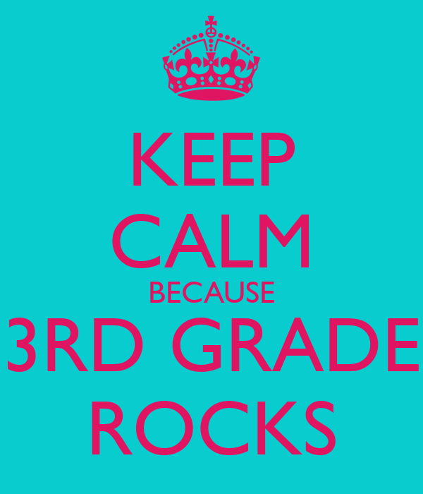 Image result for 3rd grade rocks