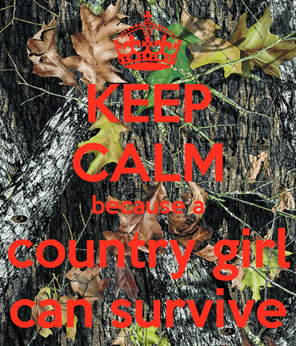 Country Girl Can