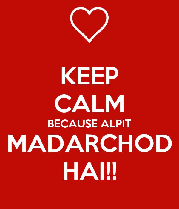 madar chod