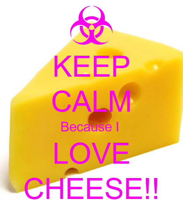 i luv cheese