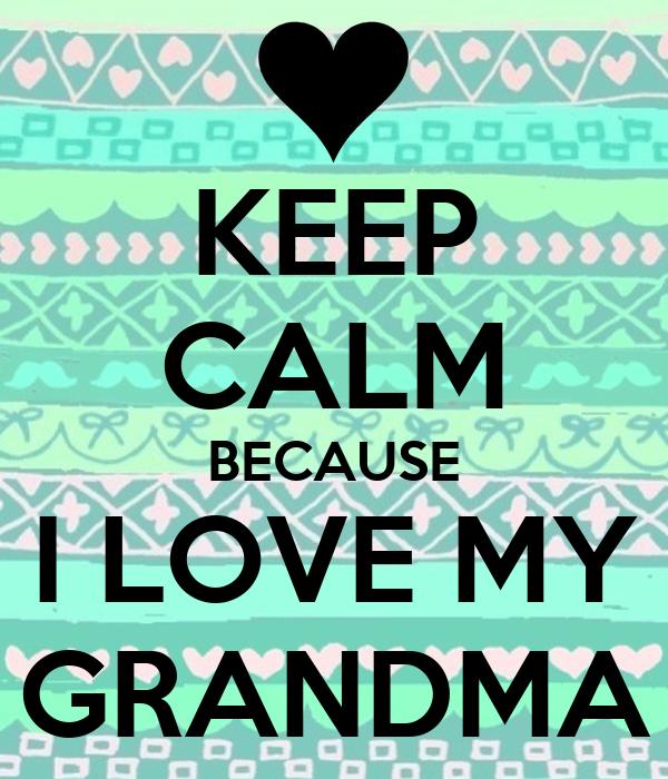 i love my grandma quotes - photo #1