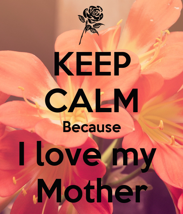 mothers love essay My mother life without someone who loving us is just like an empty world all people in this world have their own person who always takes care of them.