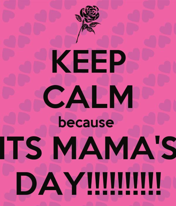 Mama Day 12