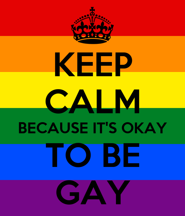 It Okay To Be Gay 91