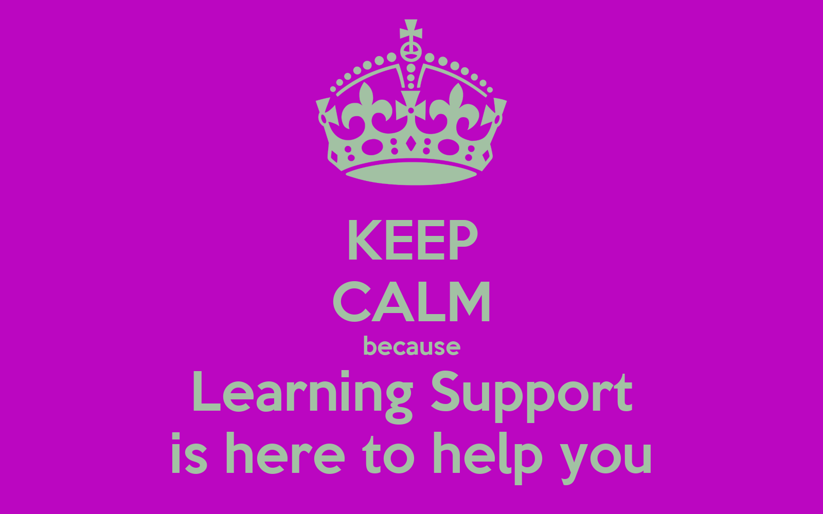 Image result for learning support