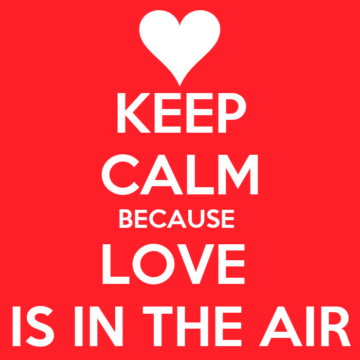 Love is in the air dating game