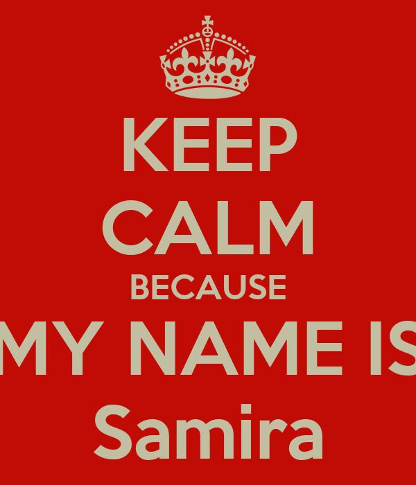 Samira Name Graphics and Gifs.