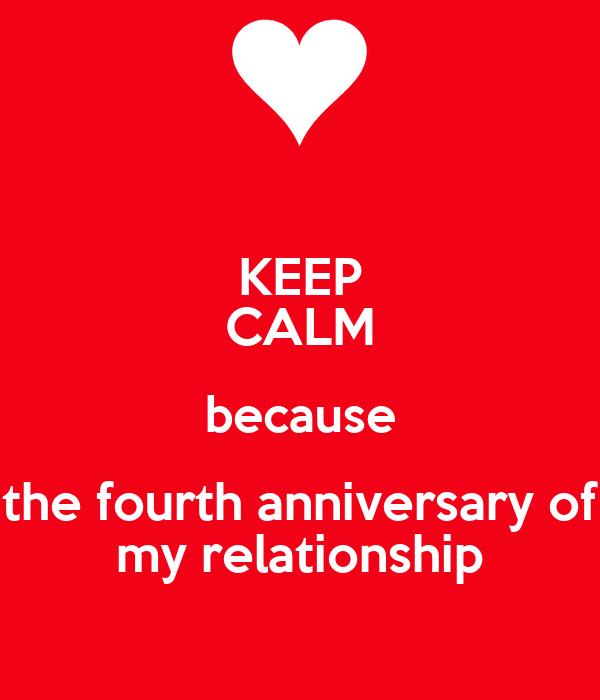 Relationship anniversary