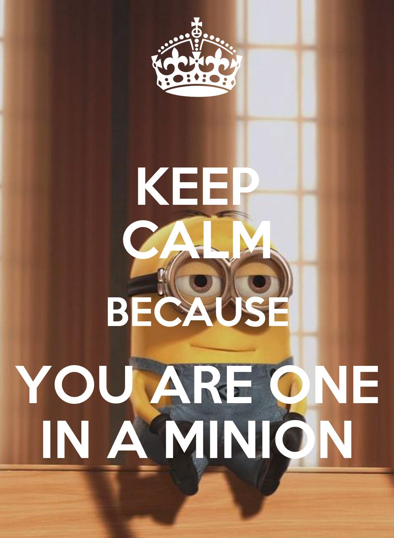One In A Minion You are one in a minionOne In A Minion Tumblr
