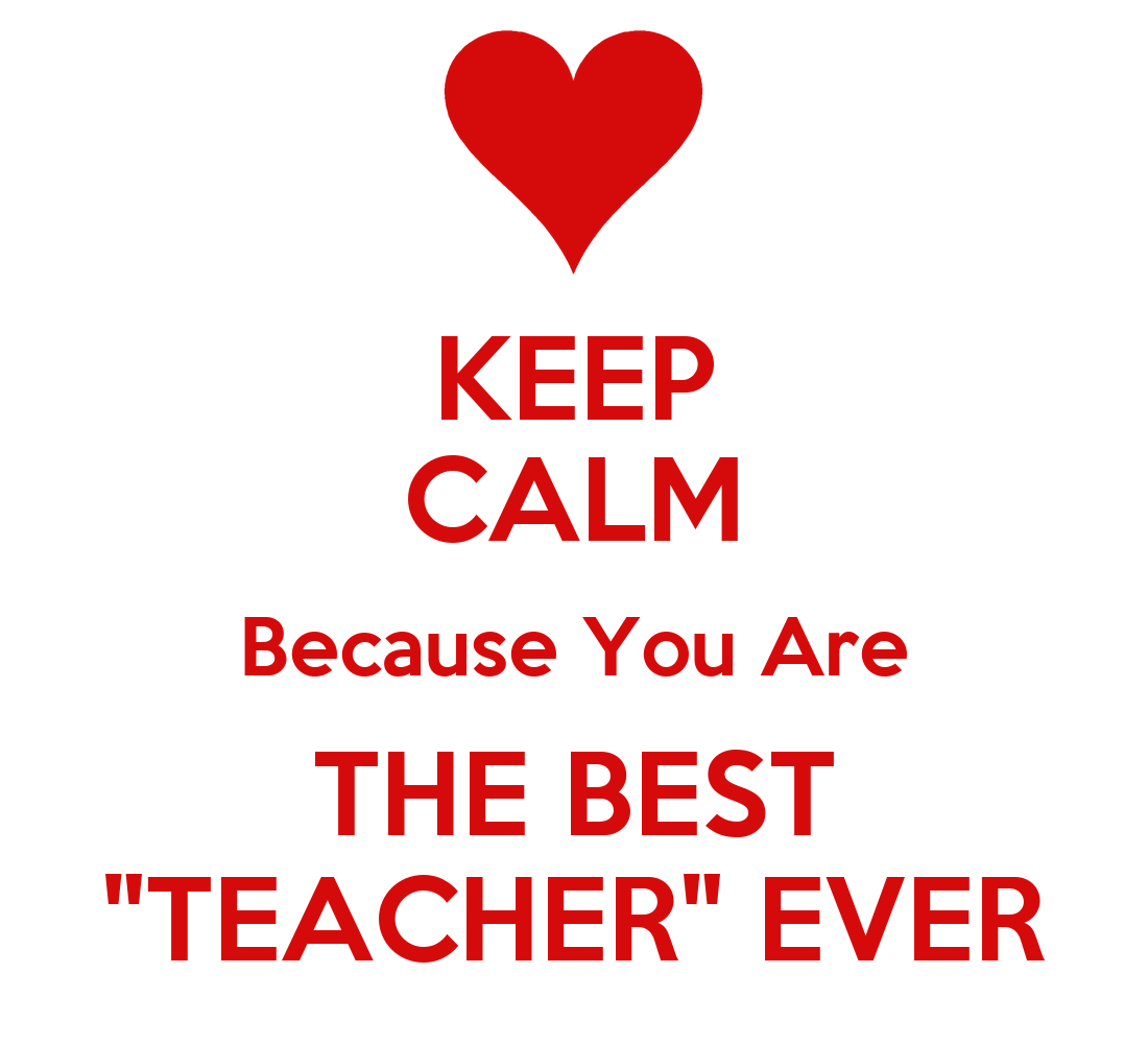 the best teacher i ever had essays How to write a letter to my teacher  you are an excellent teacher i've ever seen  no matter whether you still work as a teacher or not, i think you are the best.