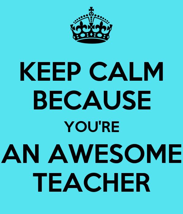 awesome teacher wallpaper - photo #5