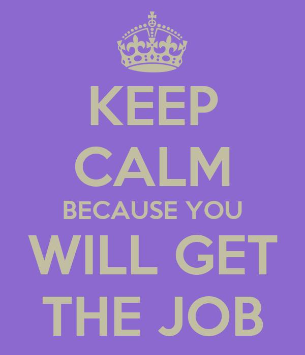 Get The Job - livmoore.tk