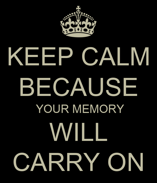 how to keep your memory strong