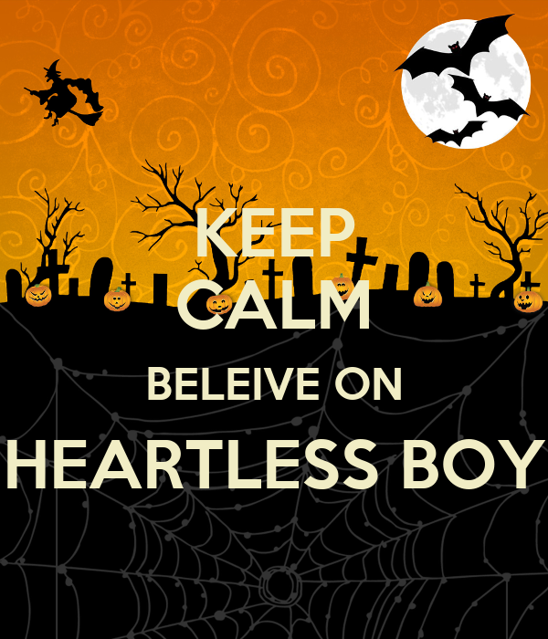 Heartless Boy Wallpaper Beleive on Heartless Boy