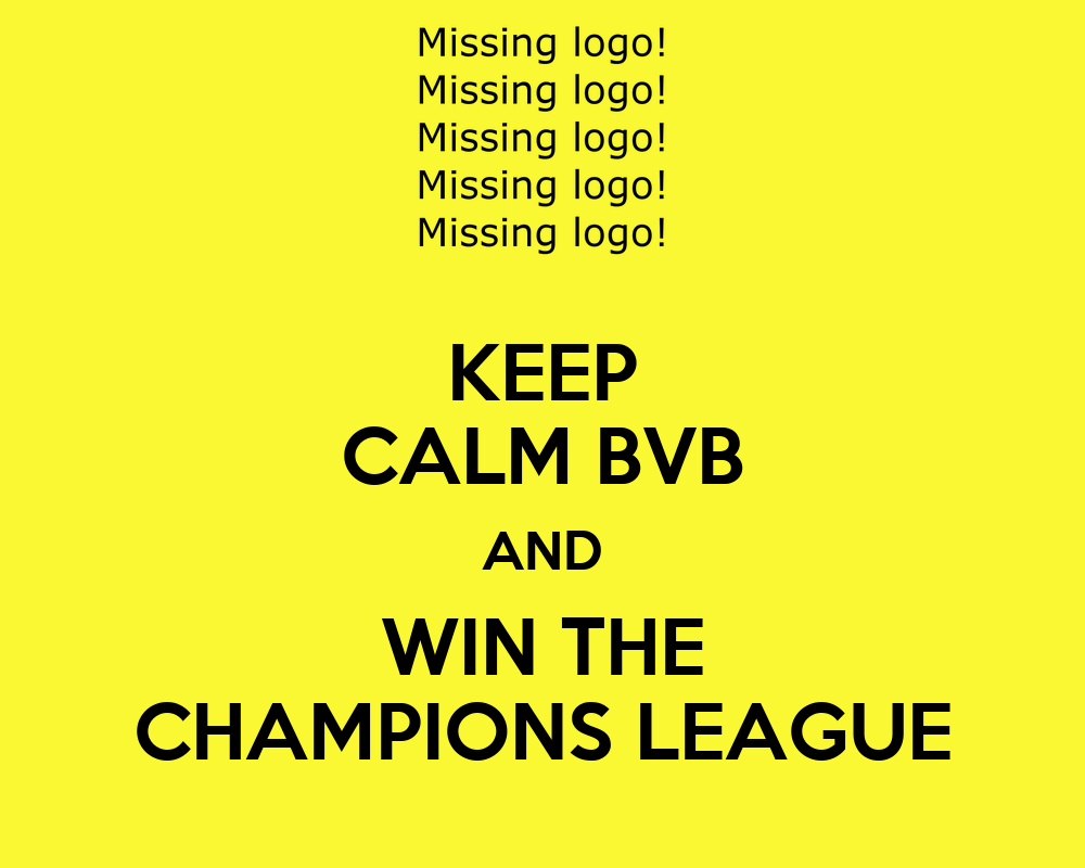 Bvb Champions Bvb And Win The Champions