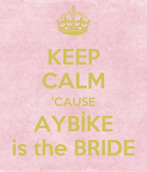 The Bride Cause 68