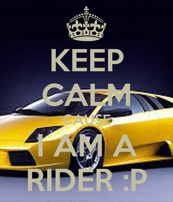 I Am A Rider Djpunjab