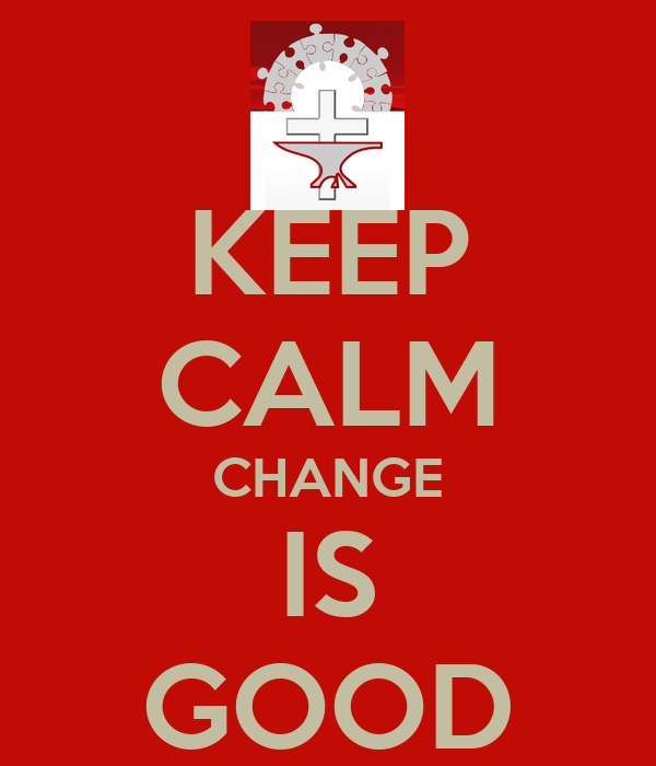 why changes is good who moved 3 reasons why change is good the inspiration report is a beliefnet blog that focuses on life lessons and stories that bring us hope, lift our spirits.