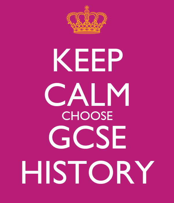 GCSE Coursework ( History )?