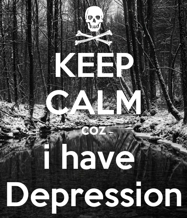 I have recovered from depression