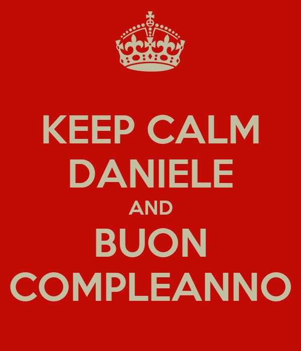 Buon Compleanno Daniele Parquetfloor