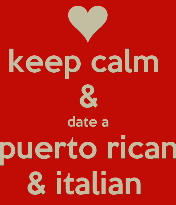 How to date a puerto rican man