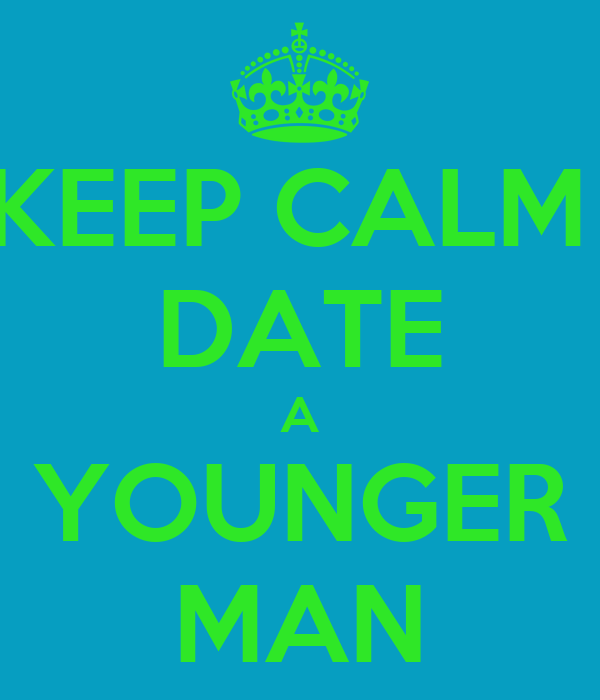 should i date a younger man
