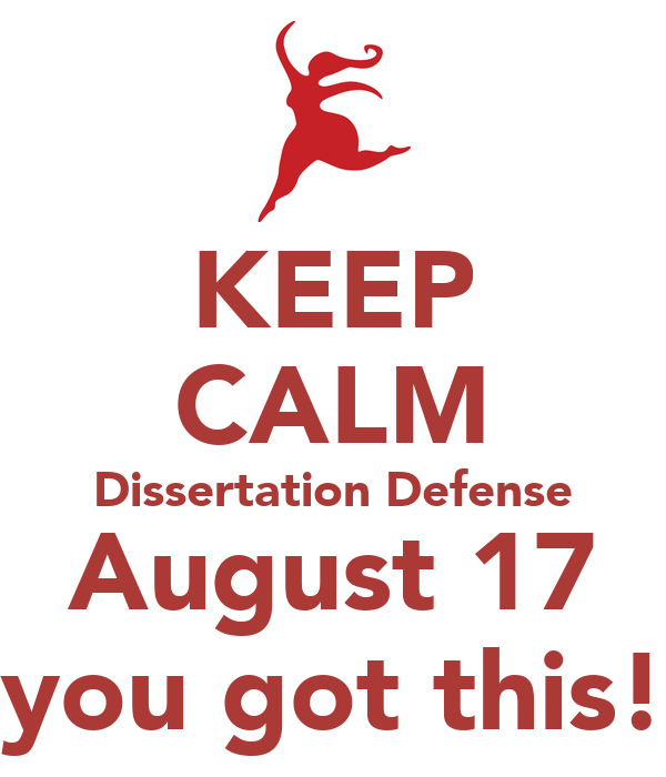 "do you defend dissertation I will soon defend my dissertation, and i don't know whether it is customary or acceptable or expected to give an appreciation gift to one's adviseri asked around with colleagues and there seems to be no consensus – i got, ""you could and it would be nice but i don't think it would."