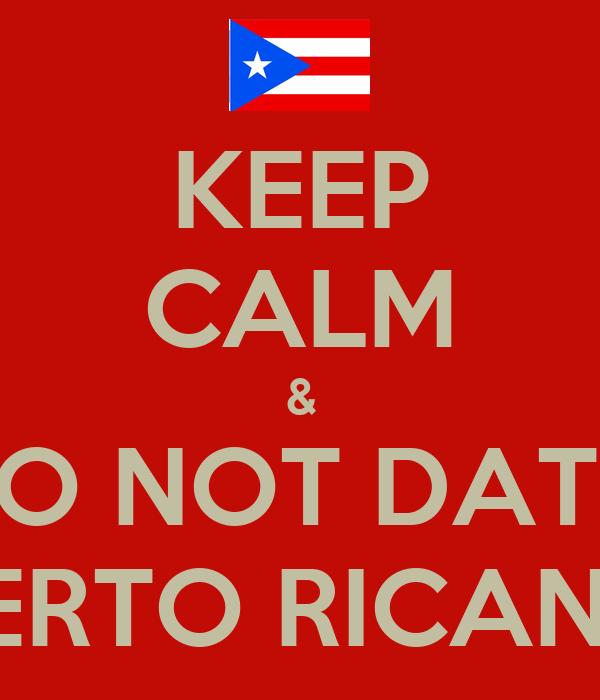 FГјr und Wider der Dating-puerto rican man