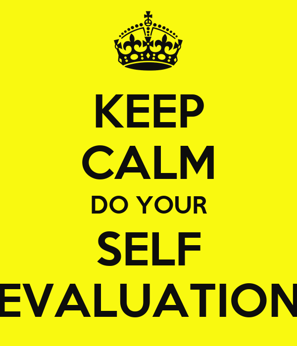CFLC Tutors ESL ELL Program Making the Most Out of Self Evaluations – Self Evaluations