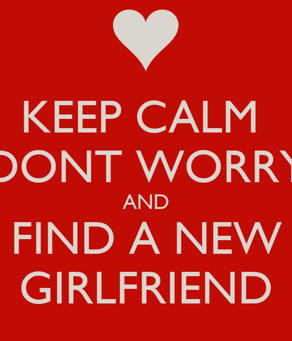 find girlfriend