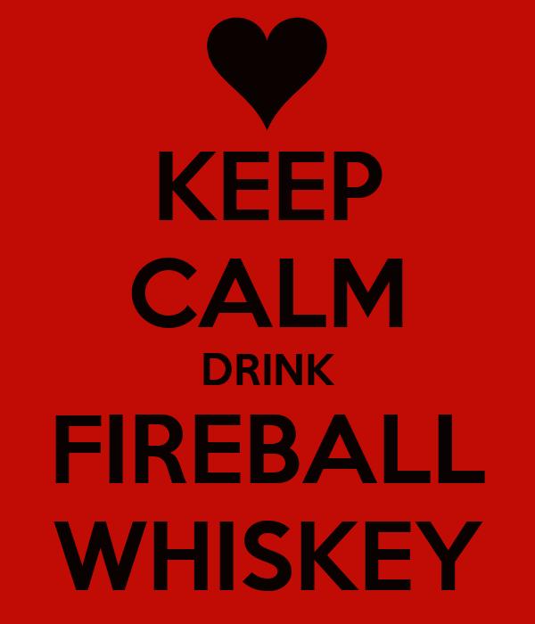 Fireball Liqueur Logo Drink fireball whiskey