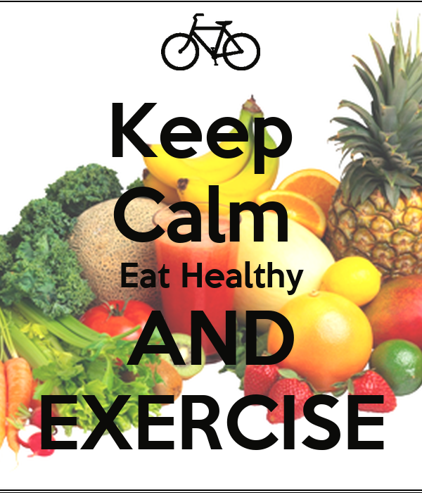 essay on healthy eating and exercise Take charge of your health: healthy eating tips you can also find dance and other fitness and exercise videos online or on some tv channels.