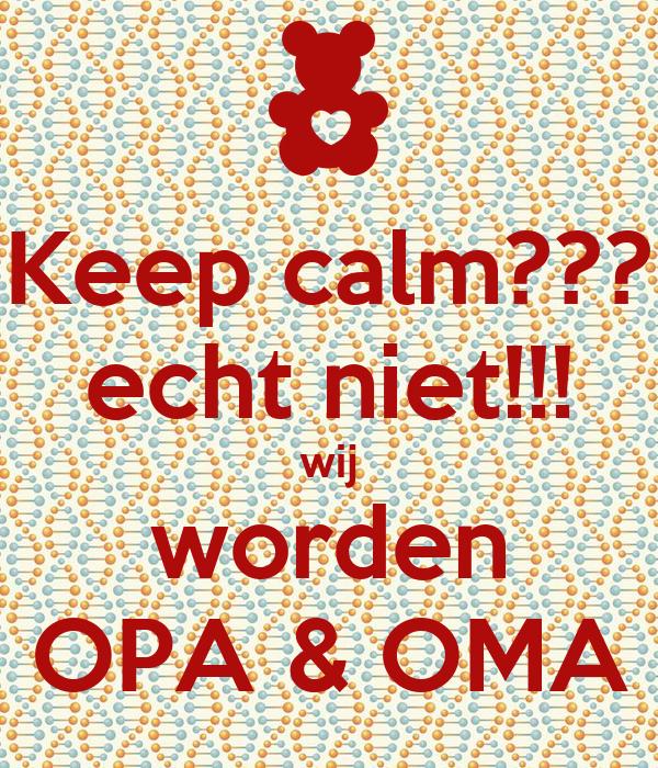 Uitzonderlijk Afbeeldingen Opa En Oma Worden @PVT39 - AgnesWaMu &QS14