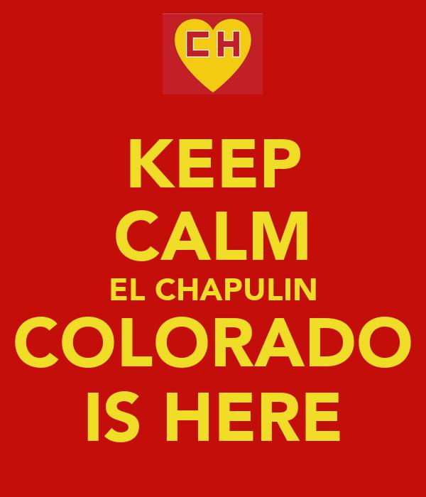 Imágenes del Chapulín Colorado - Página 2 Keep-calm-el-chapulin-colorado-is-here