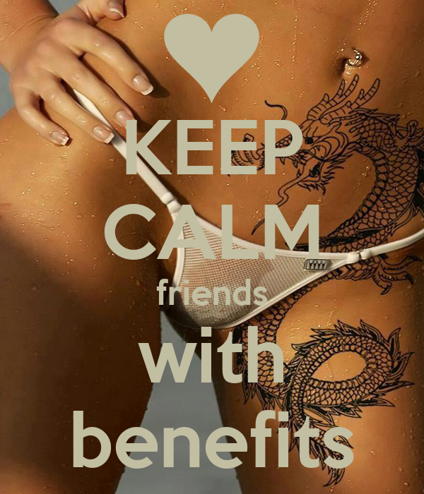 Other terms for friends with benefits from it