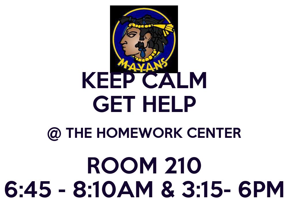 Getting Homework Help