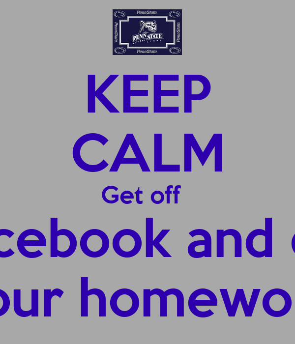How To Get Off Your Phone And Do Homework