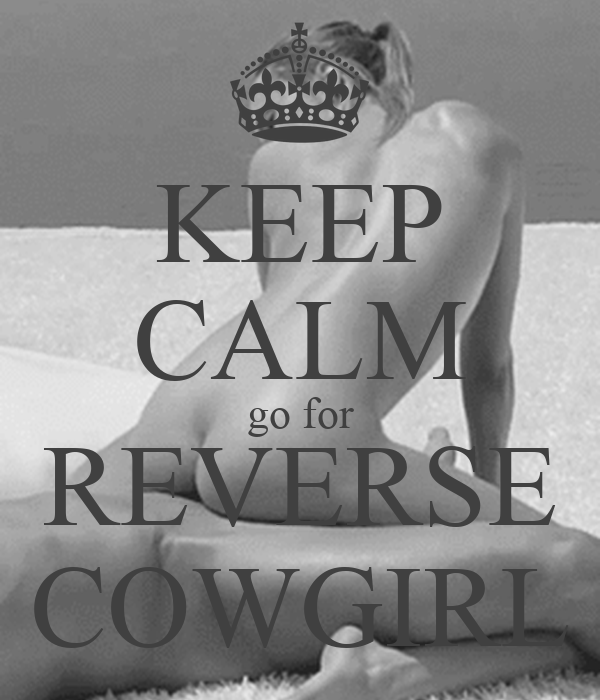 reversed cowgirl