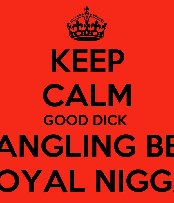 dangling dick