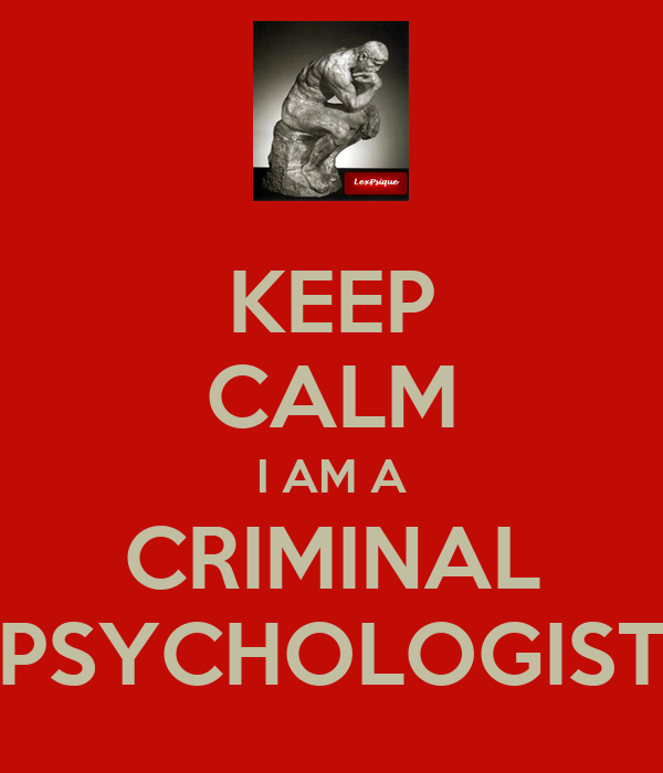 how to become a criminal psychologist uk