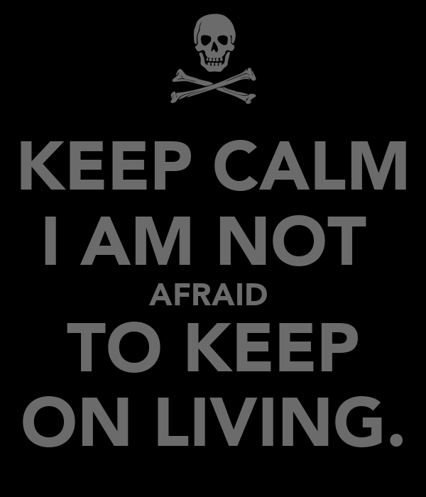 i'm not scared Fear is one of the most incapacitating and destructive emotions i'm not scared demonstrates as well as the human potential to do evil things in life for self-gain.