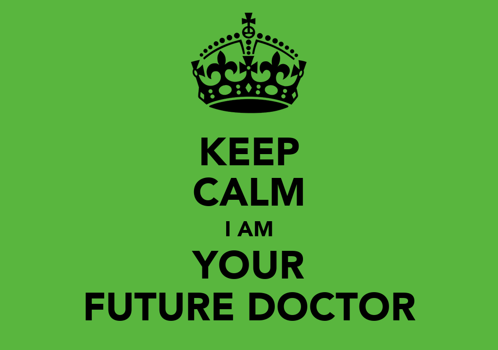 Future Doctor Wallpaper i am Your Future Doctor