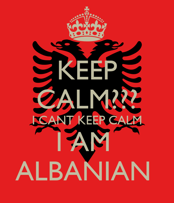i am dating an albanian Cultural information - albania i am meeting someone for the first time and no albanian will tell you that he/she has had a short or long history of dating.